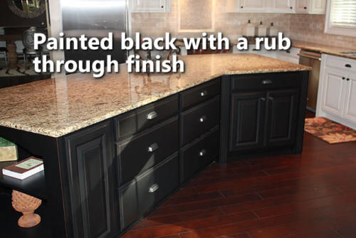 Delaware Valley, PA Kitchen Cabinet Painting